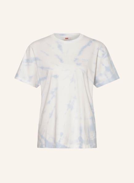 Levi's® T-Shirt GRAPHIC JET, Farbe: WEISS/ HELLBLAU (Bild 1)