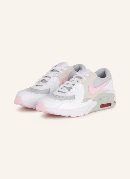 Nike Sneaker AIR MAX EXCEE, Farbe: WEISS/ ROSA/ CREME (Bild 1)
