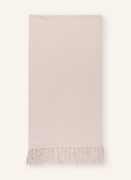 darling harbour Schal mit Cashmere , Farbe: CREME (Bild 1)