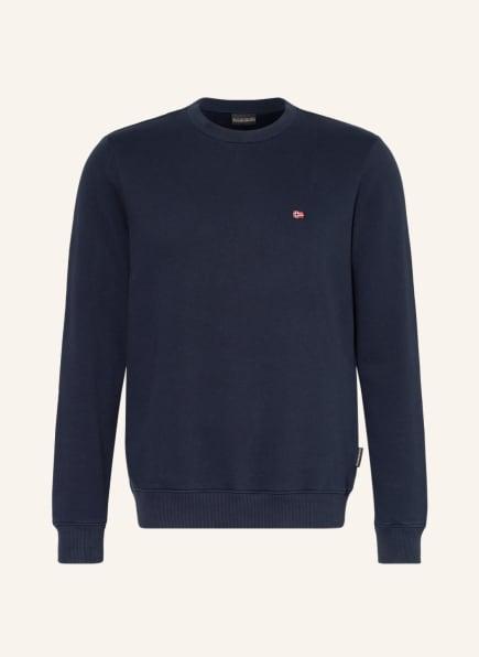 NAPAPIJRI Sweatshirt BALIS, Farbe: DUNKELBLAU (Bild 1)