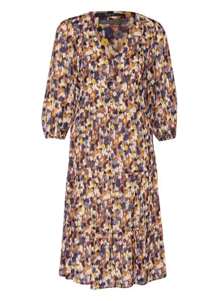 SET Kleid, Farbe: ROSÉ/ BLAU/ SCHWARZ (Bild 1)