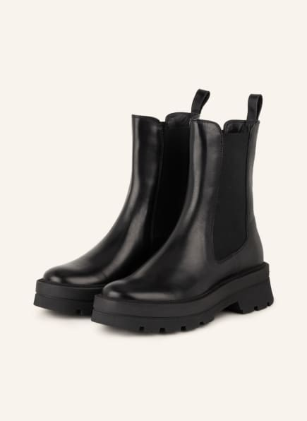 BOSS Chelsea-Boots DENORY, Farbe: SCHWARZ (Bild 1)