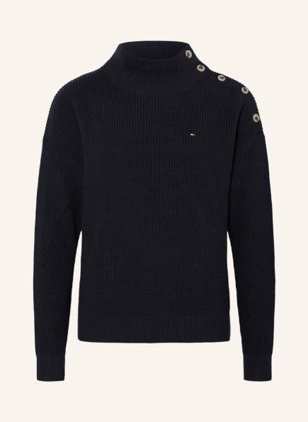 TOMMY HILFIGER Pullover HAYANA, Farbe: DUNKELBLAU (Bild 1)