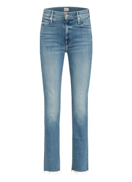 MOTHER Jeans DAZZLER ANKLE FRAY, Farbe: riding the cliffside hellblau denim (Bild 1)