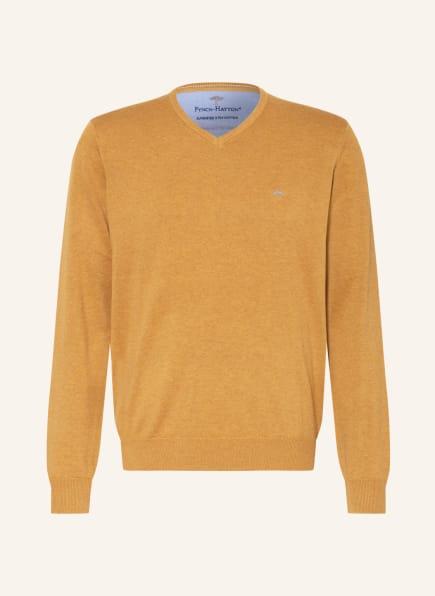 FYNCH-HATTON Pullover , Farbe: DUNKELGELB (Bild 1)