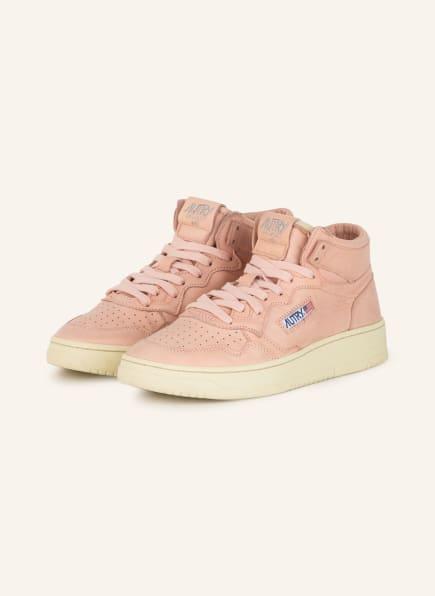 AUTRY Hightop-Sneaker AUMWGG04, Farbe: ROSA (Bild 1)