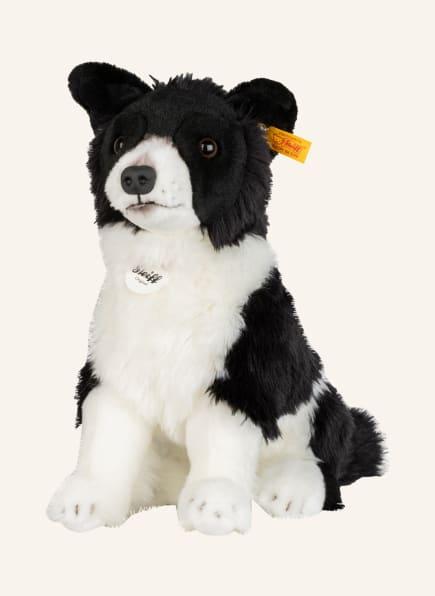 Steiff Hund-Kuscheltier JAYCEE BORDER COLLIE, Farbe: SCHWARZ/ WEISS (Bild 1)
