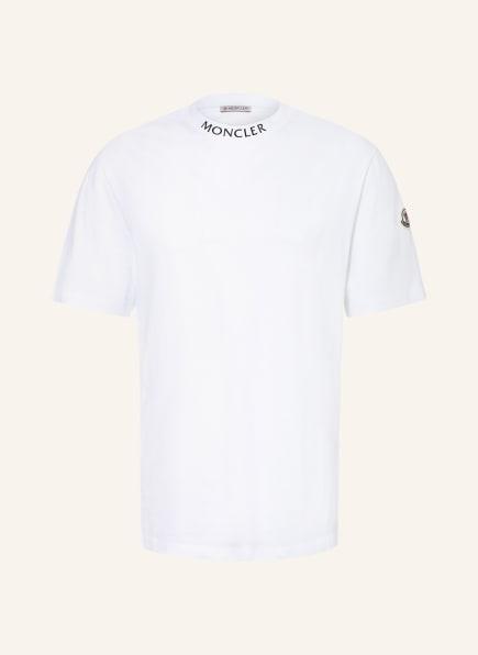 MONCLER Oversized-Shirt, Farbe: WEISS (Bild 1)