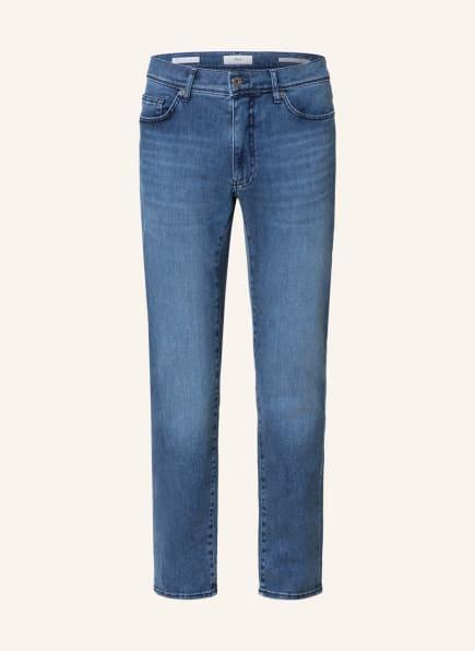 BRAX Jeans CADIZ Straight Fit, Farbe: 16 AUTHENTIC BLUE USED (Bild 1)