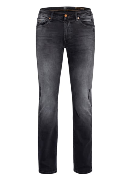 BOSS Jeans DELAWARE Slim Fit, Farbe: SCHWARZ (Bild 1)