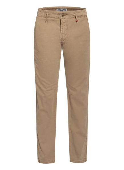 MAC Chino LENNOX Extra Slim Fit , Farbe: BEIGE (Bild 1)