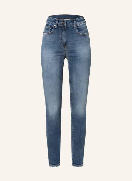 Palm Angels Skinny Jeans, Farbe: 4001 Light Blue (Bild 1)