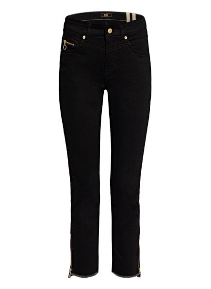 MAC 7/8-Jeans RICH SLIM CHIC, Farbe: D999 BLACK BLACK (Bild 1)
