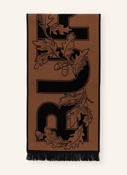 BURBERRY Schal , Farbe: BRAUN/ SCHWARZ (Bild 1)