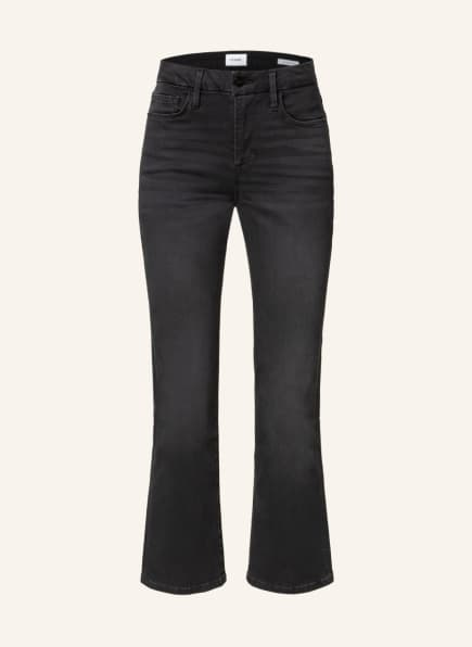 FRAME DENIM Bootcut Jeans LE CROP MINI BOOT, Farbe: BILU BILLUPS (Bild 1)