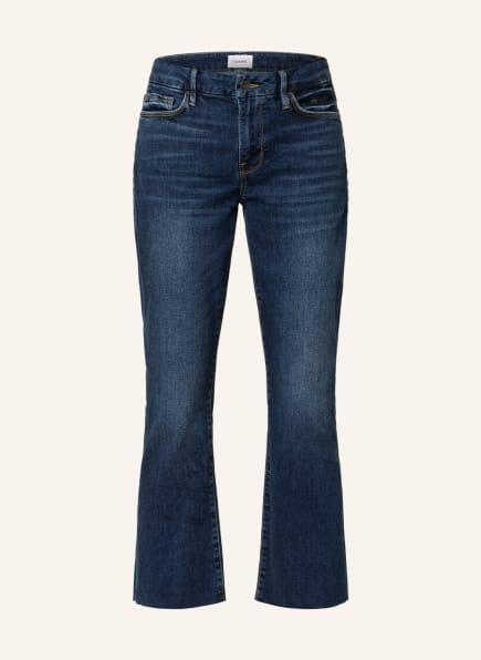 FRAME DENIM Bootcut Jeans LE CROP MINI, Farbe: ROSI ROSALIE (Bild 1)