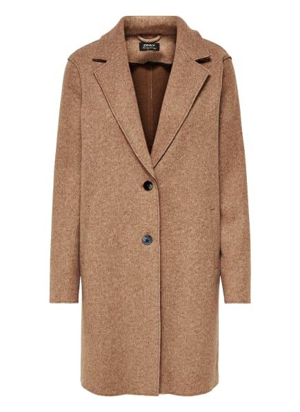 ONLY Mantel, Farbe: BEIGE/ BRAUN (Bild 1)