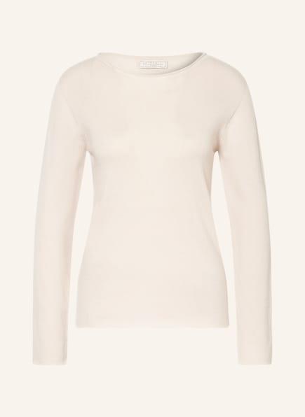 ANTONELLI firenze Cashmere-Pullover, Farbe: CREME (Bild 1)