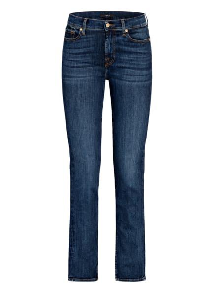 7 for all mankind Straight Jeans THE STRAIGHT, Farbe: DO Soho Dark DARK BLUE (Bild 1)