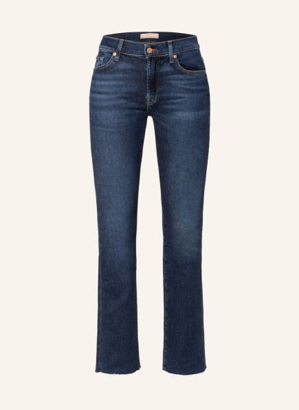 7 for all mankind Bootcut Jeans, Farbe: VH Luxe Vintage Charisma DARK BLUE (Bild 1)