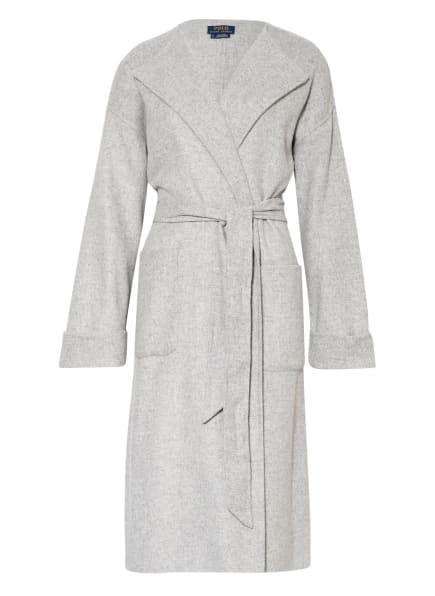POLO RALPH LAUREN Mantel, Farbe: GRAU (Bild 1)