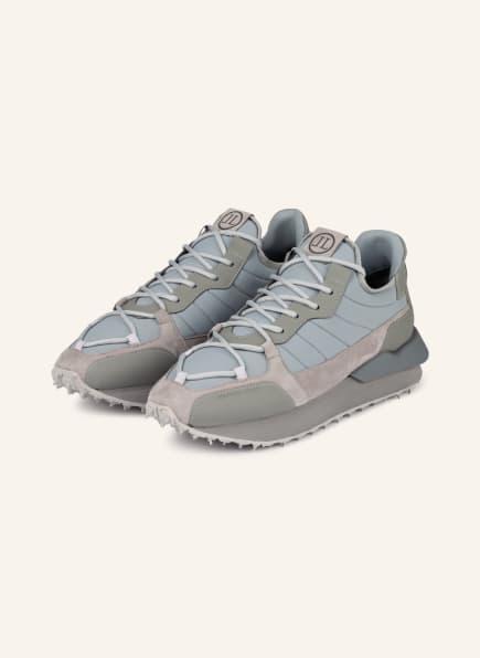 LEANDRO LOPES Sneaker PISTA, Farbe: HELLBLAU/ GRAU/ TAUPE (Bild 1)