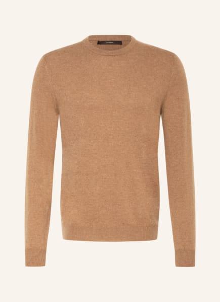 windsor. Cashmere-Pullover , Farbe: COGNAC (Bild 1)