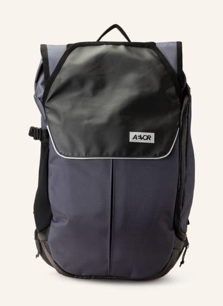 AEVOR Rucksack BIKE PACK 18 l (erweiterbar auf 24 l) mit Laptop-Fach, Farbe: PETROL (Bild 1)
