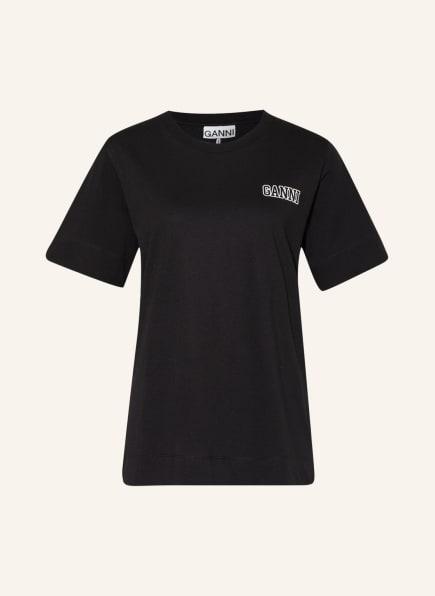 GANNI T-Shirt, Farbe: SCHWARZ (Bild 1)