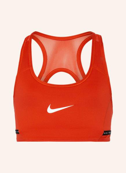 Nike Sport-BH DRI-FIT SWOOSH zum Wenden , Farbe: ROT (Bild 1)