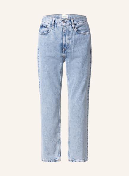 ARMEDANGELS Jeans MAAKX Loose Fit mit verkürzter Beinlänge, Farbe: 1824 air (Bild 1)