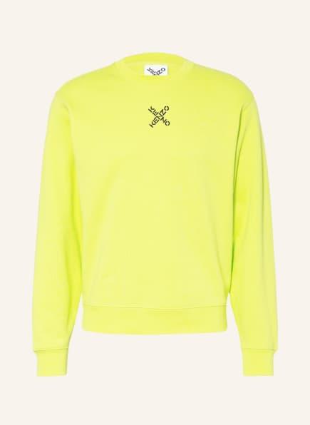 KENZO Sweatshirt, Farbe: NEONGRÜN (Bild 1)