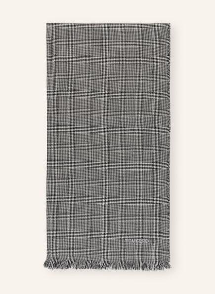 TOM FORD Schal, Farbe: DUNKELGRAU/ HELLGRAU (Bild 1)