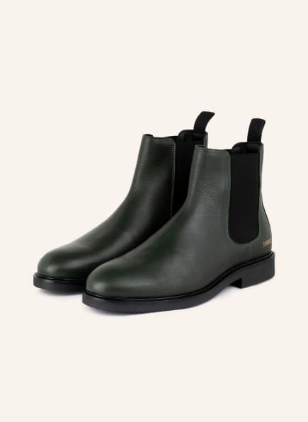 AXEL ARIGATO Chelsea-Boots , Farbe: DUNKELGRÜN (Bild 1)