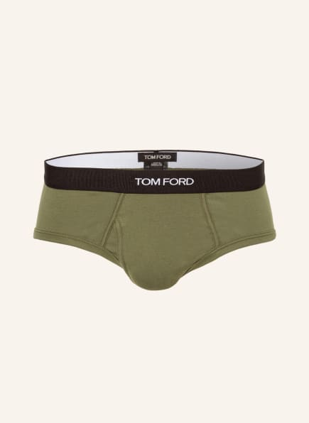 TOM FORD Slip , Farbe: 316 Army Green (Bild 1)