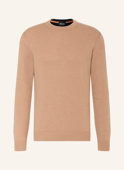 BOSS Pullover KONTREAL, Farbe: CAMEL (Bild 1)