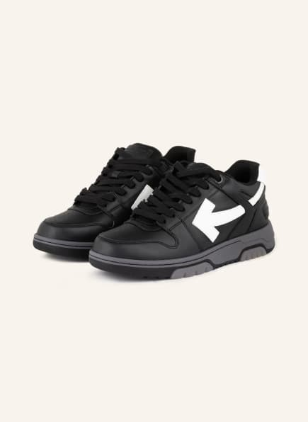 Off-White Sneaker OUT OF OFFICE, Farbe: SCHWARZ/ WEISS (Bild 1)