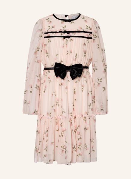 MONNALISA Kleid GEORGETTE, Farbe: ROSA (Bild 1)