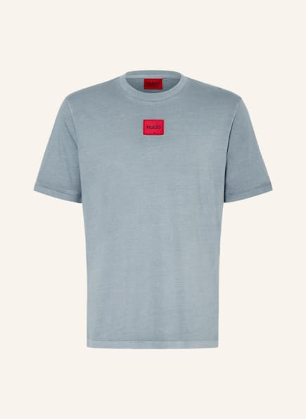 HUGO T-Shirt DIRAGOLINO , Farbe: HELLBLAU (Bild 1)