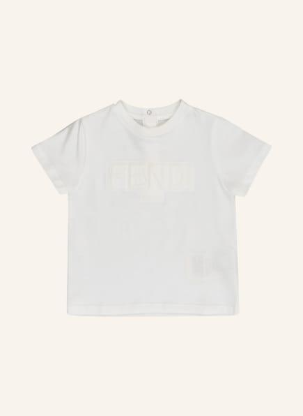 FENDI T-Shirt , Farbe: WEISS (Bild 1)
