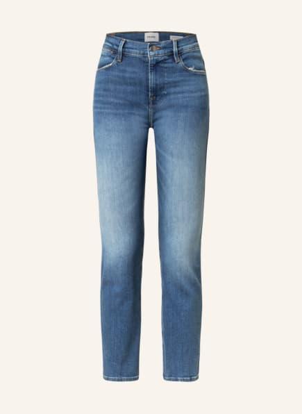 FRAME DENIM Straight Jeans LE HIGH STRAIGHT, Farbe: WNRD WINE RIDGE (Bild 1)