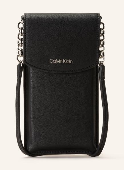 Calvin Klein Smartphone-Tasche, Farbe: BAX CK BLACK (Bild 1)