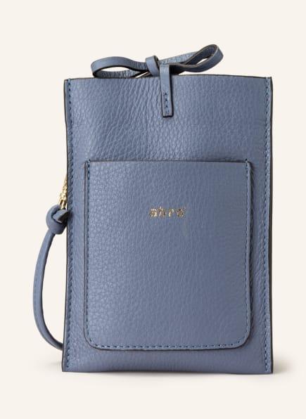 abro Smartphone-Tasche RAQUEL, Farbe: HELLBLAU (Bild 1)