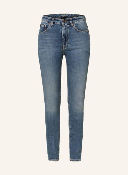 SAINT LAURENT Skinny Jeans , Farbe: 4085 DARK MARBLE BLUE (Bild 1)
