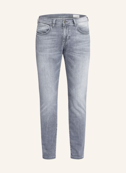 BALDESSARINI Jeans Tapered Fit, Farbe: 9836 grey used buffies (Bild 1)