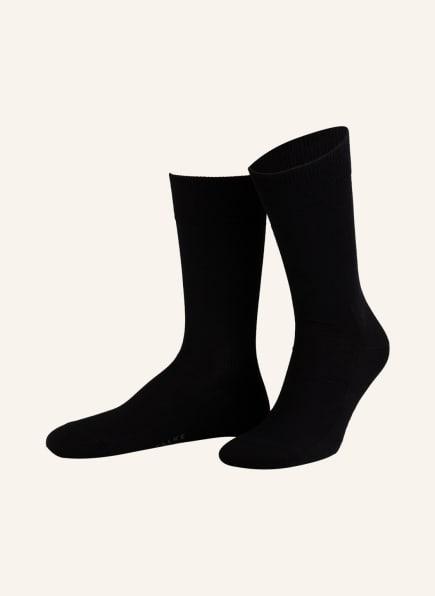 FALKE Socken FAMILY , Farbe: 3000 BLACK (Bild 1)