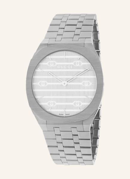 GUCCI Armbanduhr GUCCI 25H, Farbe: SILBER (Bild 1)