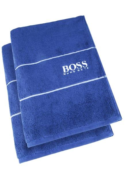BOSS Handtuch im Set, Farbe: BLAU (Bild 1)