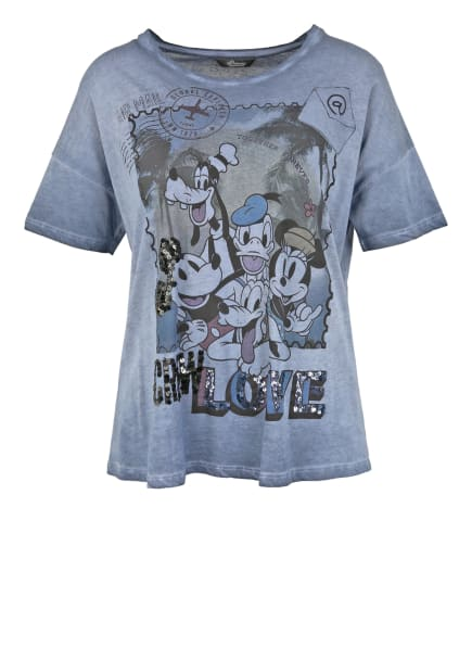 Princess GOES HOLLYWOOD Shirt, Farbe: BLAU (Bild 1)