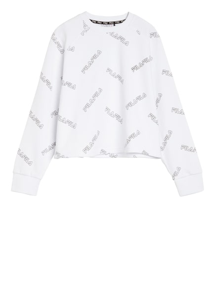 FILA Sweatshirt, Farbe: WEISS (Bild 1)